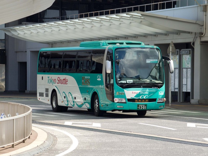 keisei_bus_system_ks-1301_tokyo_shuttle